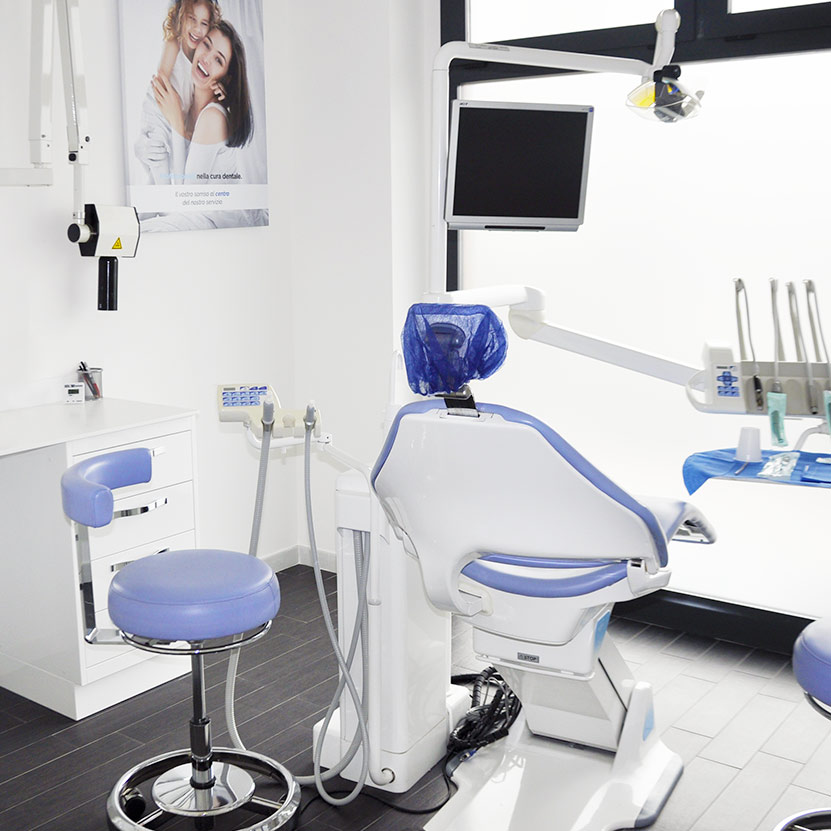 Gli ambienti del Centro Medico Cosmo Dental srl