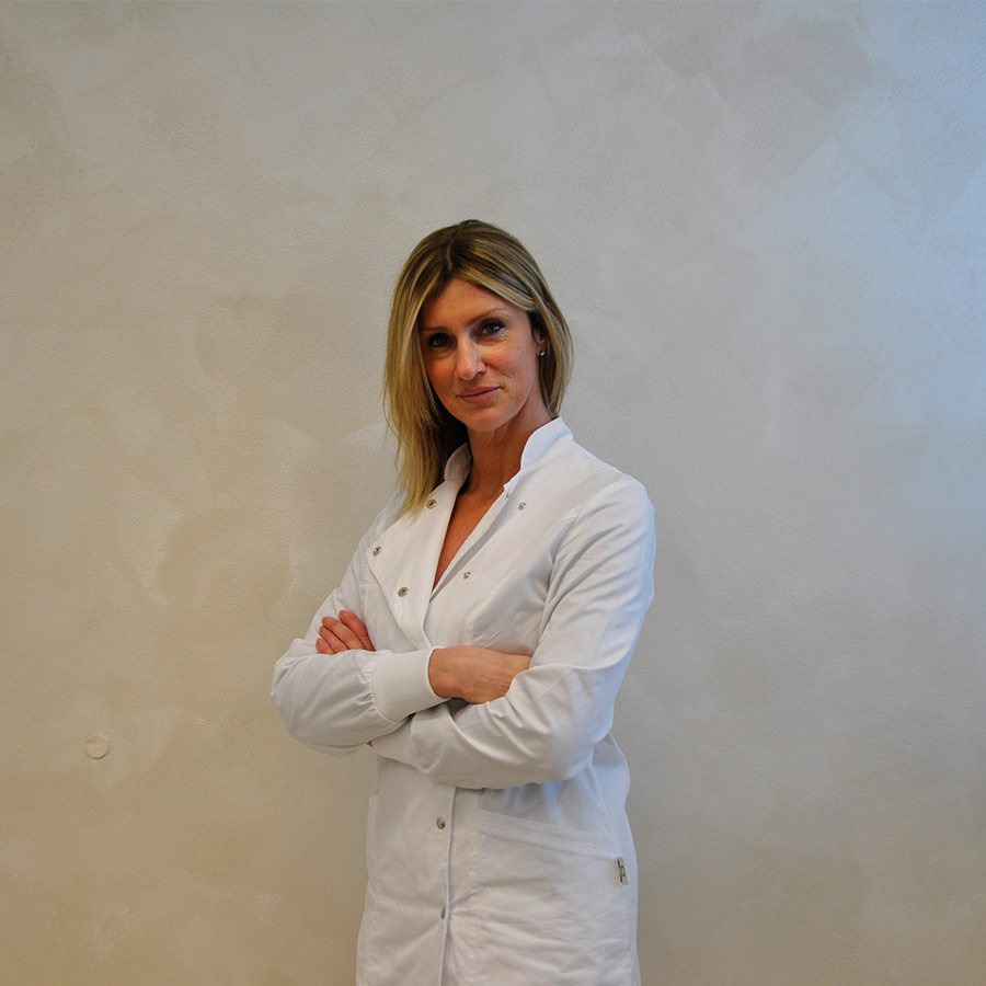 Dentista Deruta: Assistente Michela | Cosmo Dental